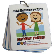 Conversations in Pictures - Birthday Parties