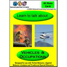 Learn To Talk About Vehicles and Occupations
