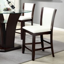 Carmilla Counter Height Side Chair (Set of 2)