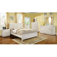Pearl Platform Bedroom Collection