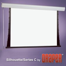 Silhouette/Series C AV Format Projection Screen