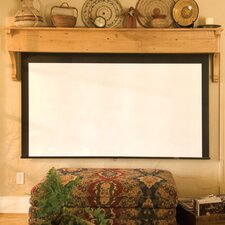 Silhouette/Series M with AutoReturn Projection Screen