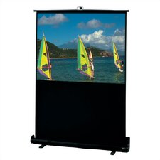 "Matte White Traveller Portable Screen - 46 1/2"" diagonal 15:9 Ratio Format"