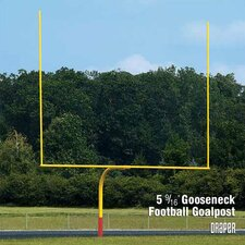"5-9/16"" Gooseneck Football Goalposts"