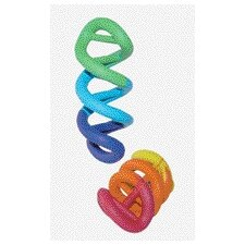 Small Dna Rubber Dog Toy