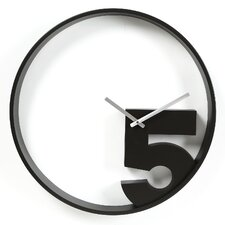 Take 5 Wall Clock
