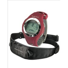 Heart Rate Monitor in Red