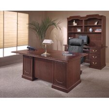 Andover Standard Desk Office Suite