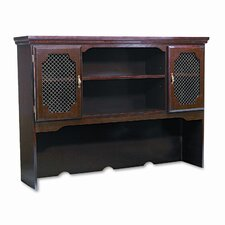 Governors Series Hutch for Kneespace Credenza