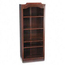 Governor's Series Open Bookcase