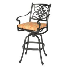Kingston Barstool with Cushion