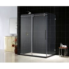 Enigma Sliding Door Shower Enclosure