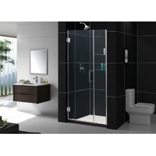 Glass Bathroom Shelves on Shower And Tub Doors   Wayfair   Buy Shower And Tub Doors Online