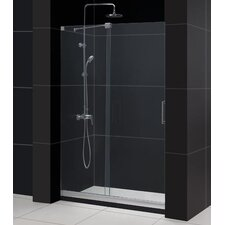 Mirage Shower Door and SlimLine Shower Base