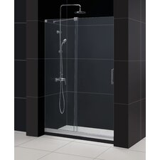 Mirage Frameless Sliding Shower Door