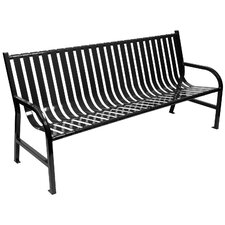 Oakley Stadium Series SMB Metal Garden Bench