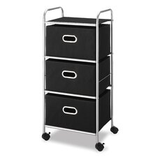 Three Drawer Cart