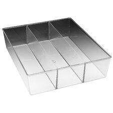 3 Section Drawer Organizer
