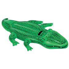 Giant Gator Inflatable Ride On Water Toy