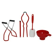 5 Piece Home Canning Kit