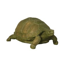 Animals Big Realistic Turtle Statue