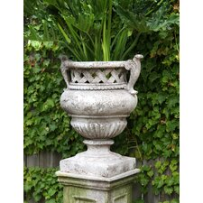 Weave Top Urn Planter