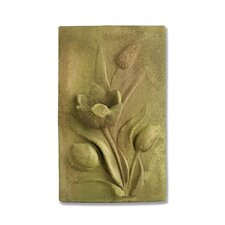 Tulip Plaque Wall Decor