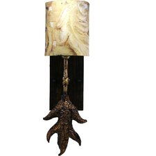 1 Light Winter Wall Sconce