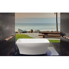 "Elise 67"" x 32"" Bathtub"
