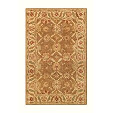 Golden Gold/Beige Rug
