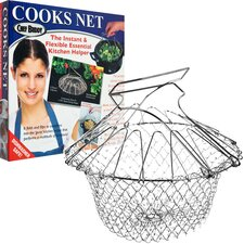 Steam and Fry Basket