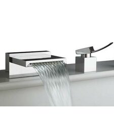 Quarto Single Handle Deck Mount Tub Spout Trim
