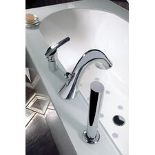 Vienna Single Handle Deck Mount Roman Tub Faucet Trim
