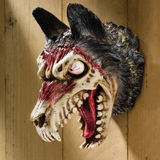 Werewolf Zombie Wall Sculpture