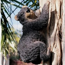 Yonva The Climbing Bear Statue