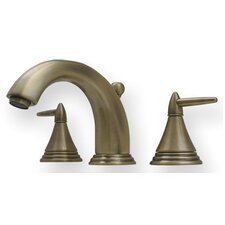 Blairhaus Widespread Jacksons Bathroom Faucet with Double Handles