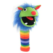 Sockettes Rainbow Glove Puppet