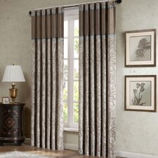 Aubrey Rod Pocket Curtain Panel Pair