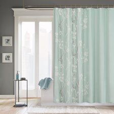 Athena Polyester Shower Curtain