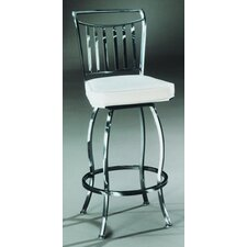Marchant Contemporary Swivel Barstool