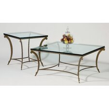 David Square Coffee Table Set