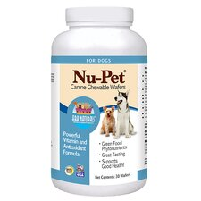 Nu-Pet 30 T Canine Wafers