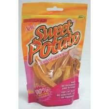 Sweet Potato Strips Rawhide Dog Treat