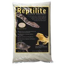 Reptilite Sand in Natural White (40 lbs)