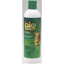Bio Spot Flea and Tick Shampoo for Dogs