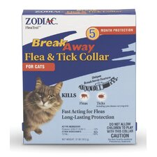 Cat-Breakaway Flea and Tick Collar
