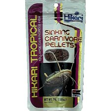 Sink Carnivore Fish Food (2.61 oz.)