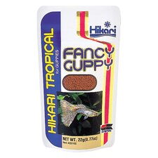Fancy Guppy Fish Food (0.77 oz.)