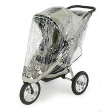 Baby Jogger City Elite Single Stroller Rain and Wind Cover