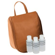 Toiletry Bag with Removable Pouch